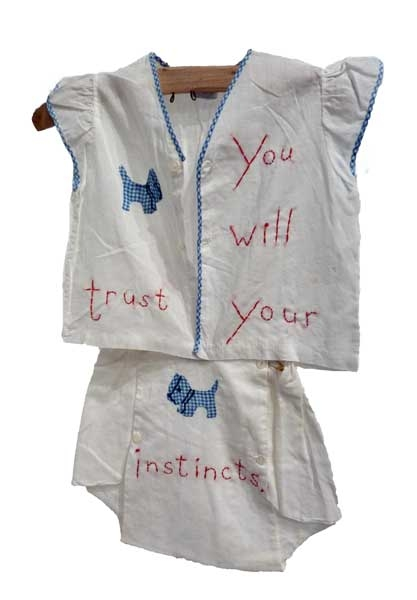Fortunes, detail, 'You will trust your instincts.'