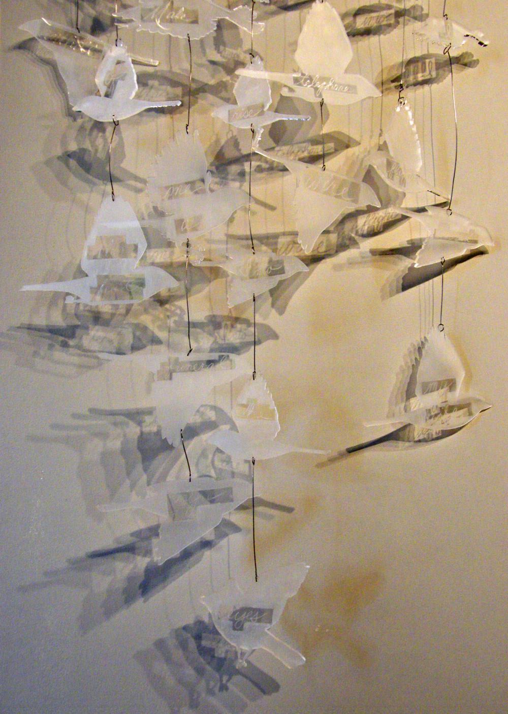 Cloud Epitaph, detail