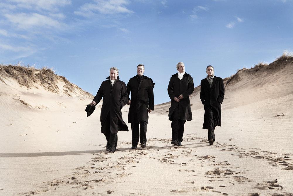 Emerson String Quartet. Lisa Mazzucco photograph