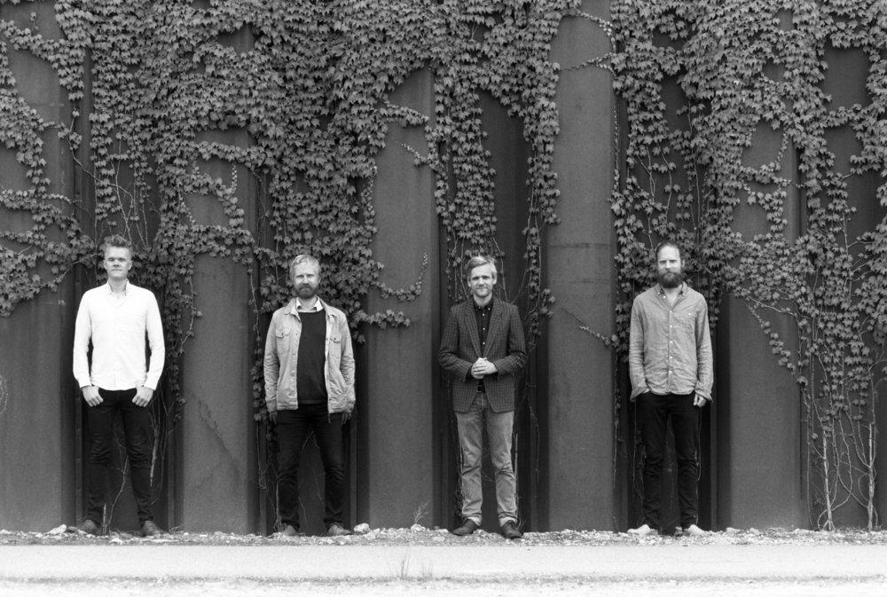 Danish String Quartet. Caroline Bittencourt photograph