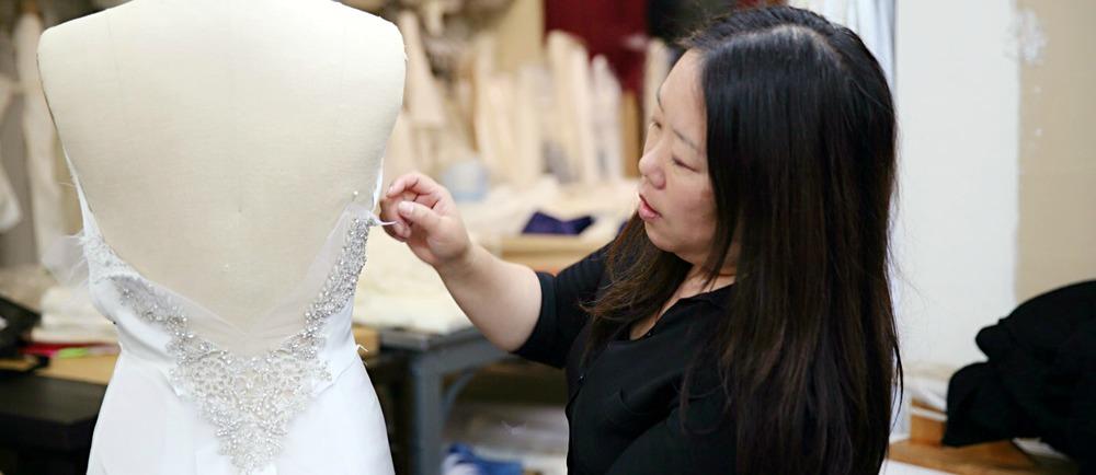 jinza bridal - designer