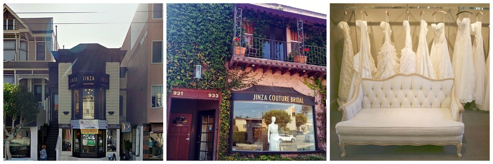 jinza bridal - stores