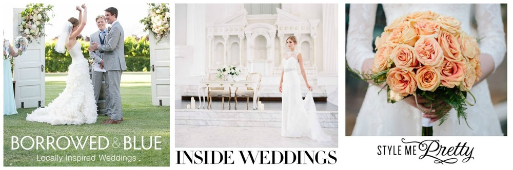 jinza bridal - featured weddings