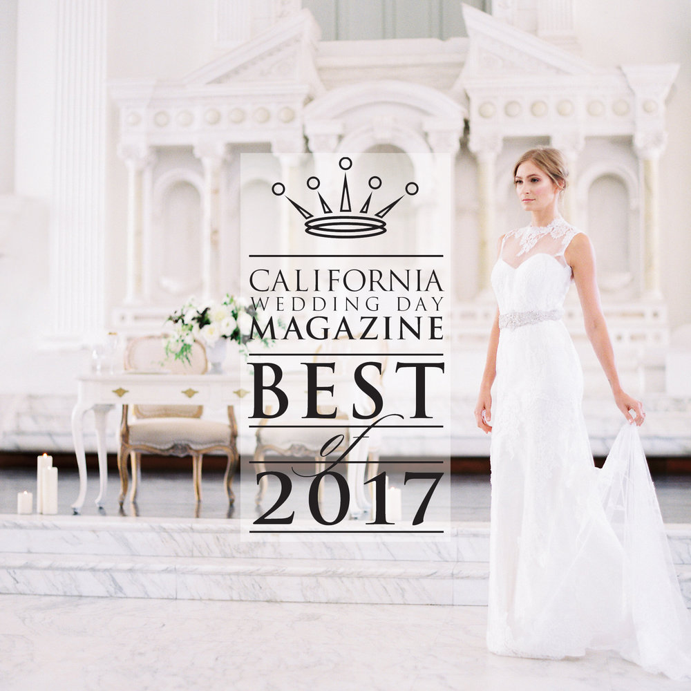 Vote For JINZA Couture Bridal Best Dress Shop And Designer In Los Angeles HERE