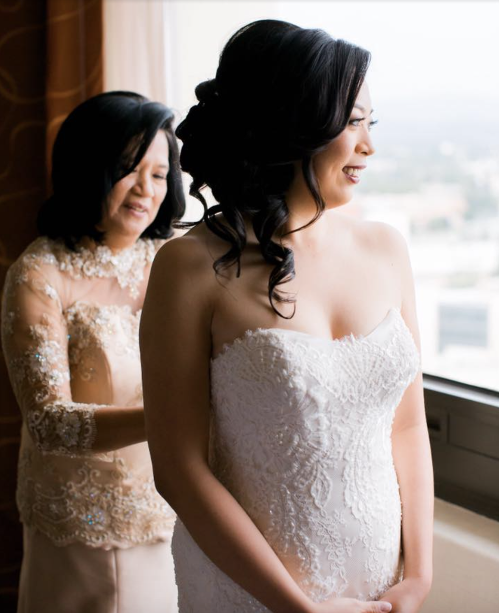 Real Bride: Filipino Bride - Sheila (Dress: Divina)