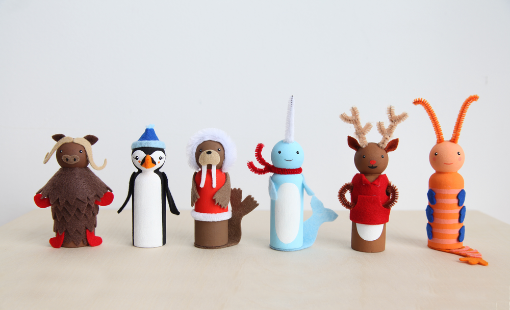 Pegdoll Ornaments // FamilyFun for Parents Magazine