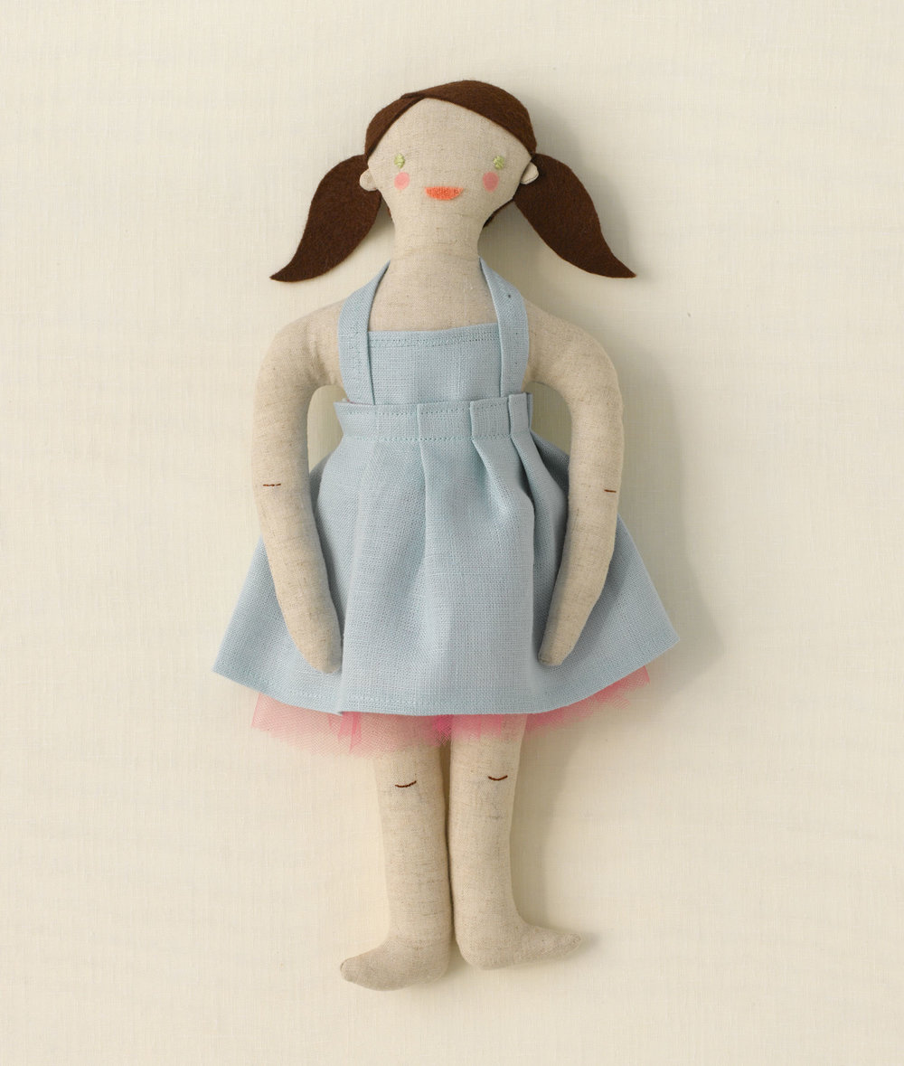 Custom Doll // Real Simple Family
