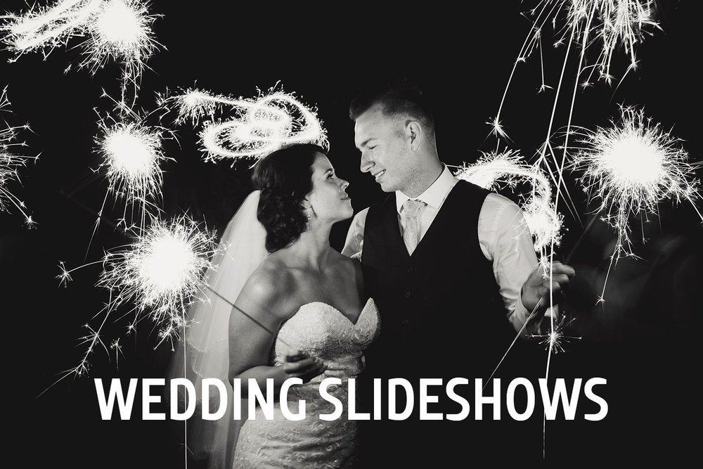 WEDDING CINEMATIC SLIDESHOWS