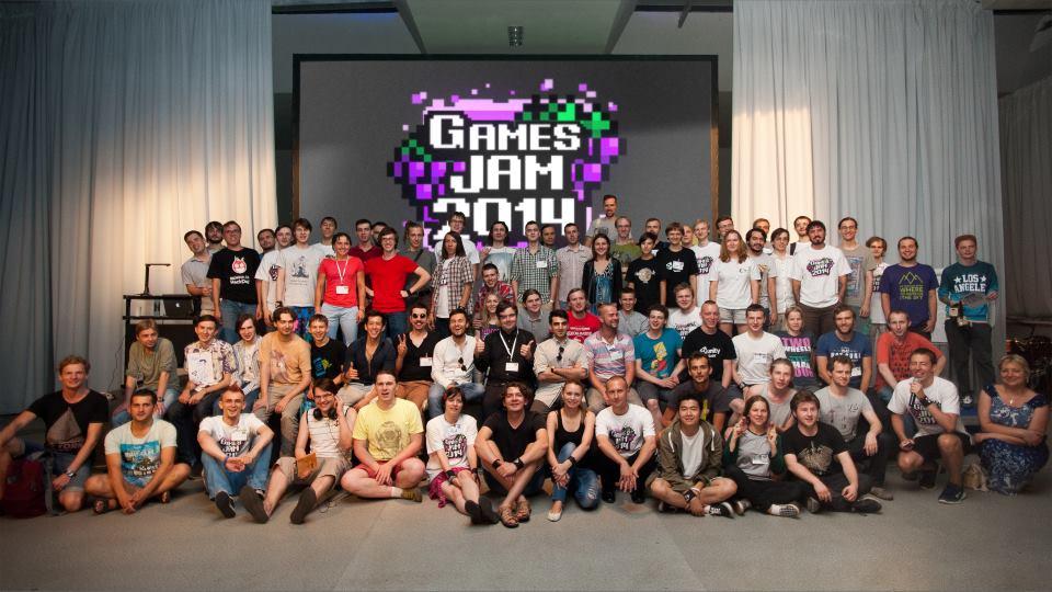 Games Jam 2014