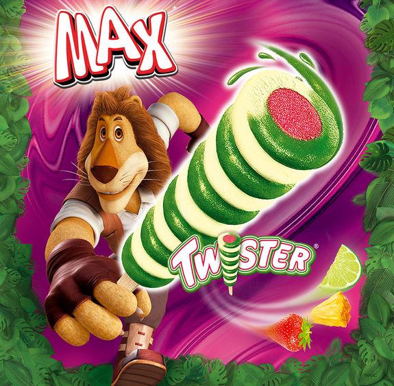Мороженое MAX