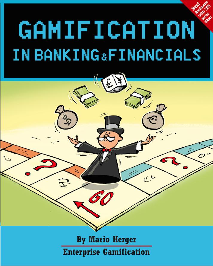 Единственная известная мне книга о геймификации в банковской сфере