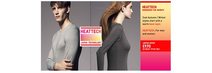 Heattech shirt