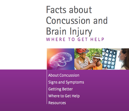 Facts about concussion and brain injury