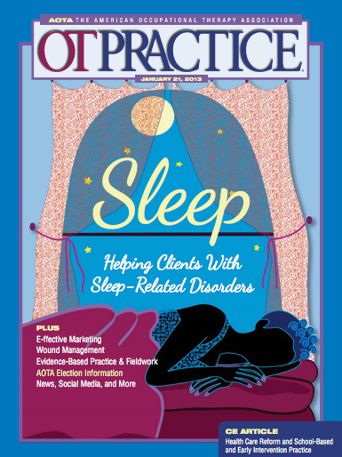 Helping clients with sleep-related disorders
