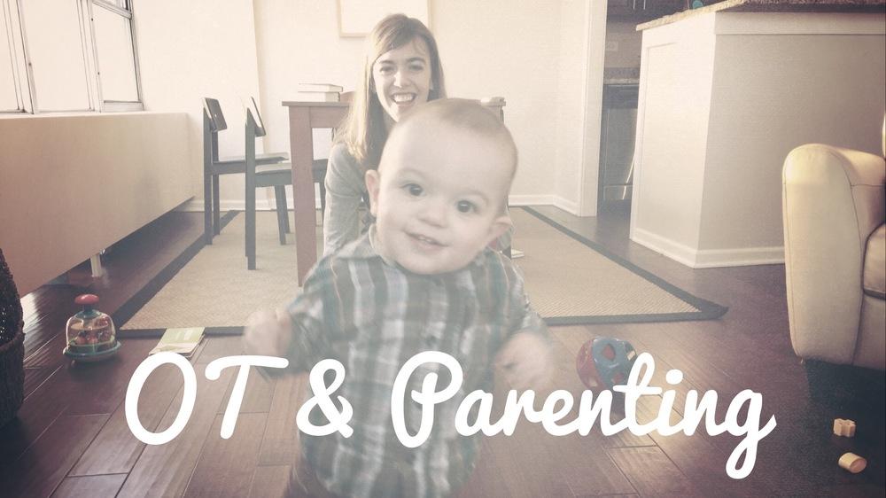 OT & Parenting