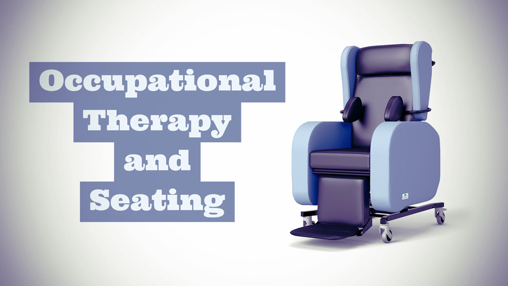 Occupational therapy and seating
