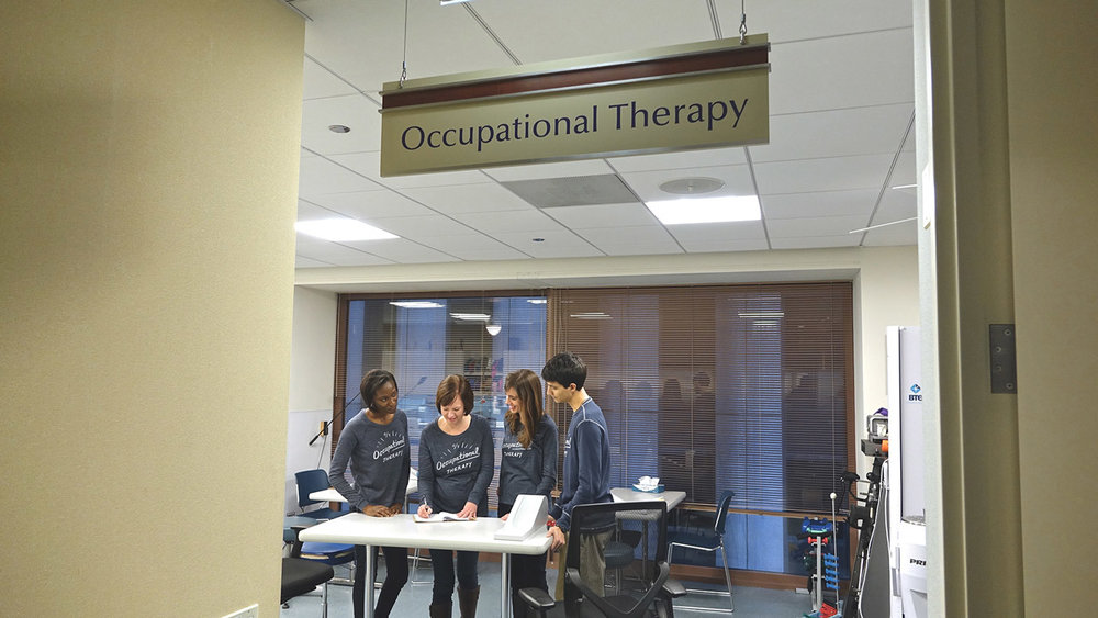 "What does occupational therapy treatment entail? Learn this and more on this ""What is OT?"" page!"