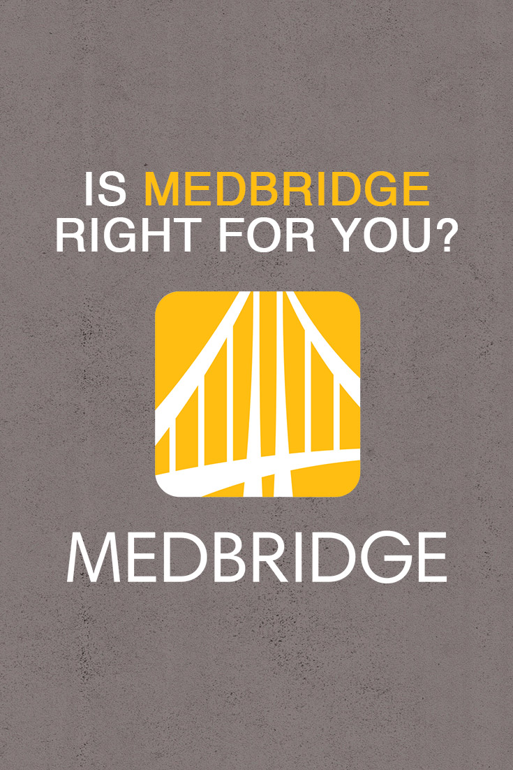 Is MedBridge the Right CEU option for you? This articles walks you through the pros and cons of its different offerings to help you discern whether it is the right fit for you. If it is the right fit, use my promo code for a $175 discount.