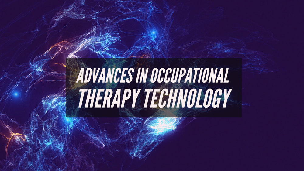 Curious about what's on the market for occupational therapy technology? This post gives an overview of therapy tech companies that were at Rehab Week 2017 and is a great overview of technology that is currently on the market!