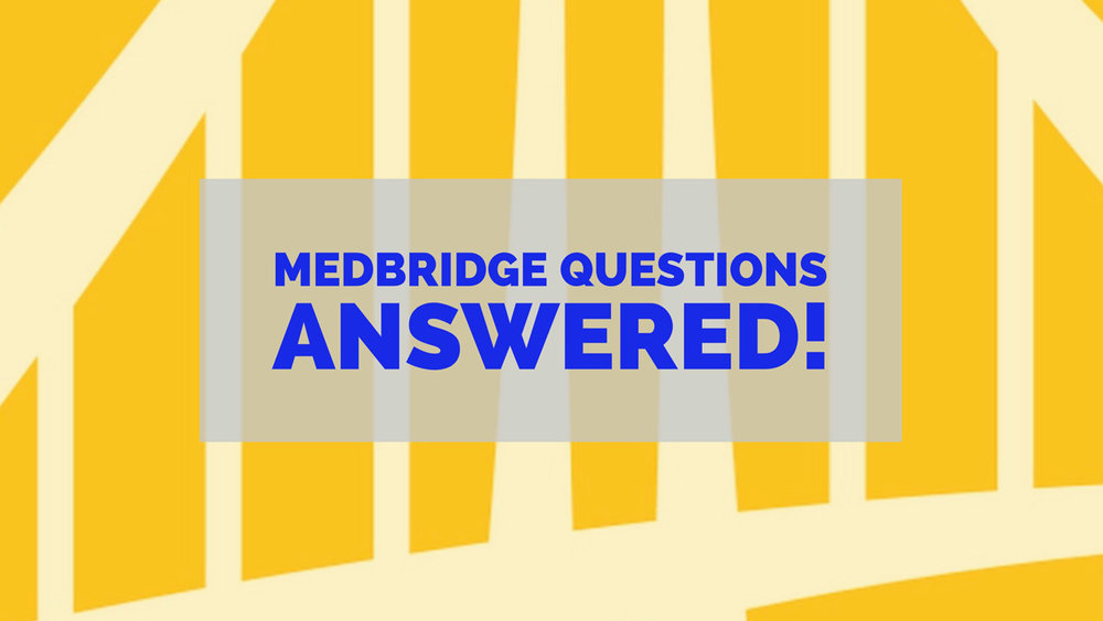 Does MedBridge offer a free trial? Can I get 50% off? Find all of the answers to your burning MedBridge questions here!
