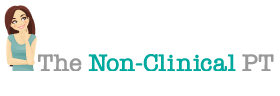 Need even more help with finding a nonclinical job? Contact the Non-Clinical PT.