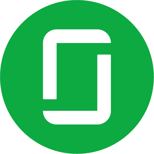 Green Glass Door Logo