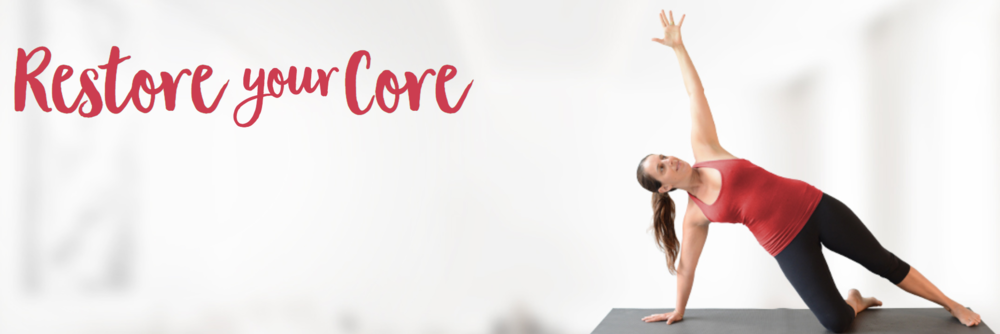 Learn to restore your core!