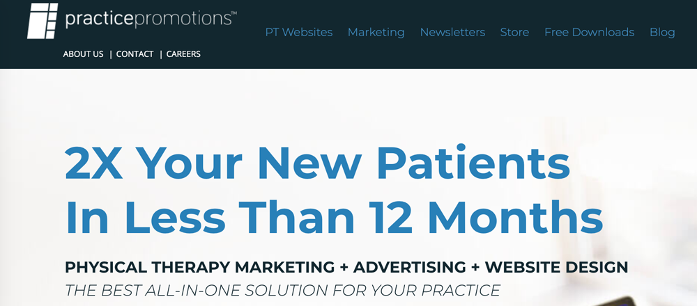 Practice Promotions is a business specifically dedicated to helping therapists build private practice websites!