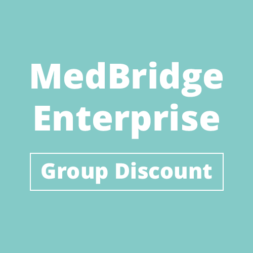 If your practice has 5 or more therapists you may qualify for a group discount on MedBridge!