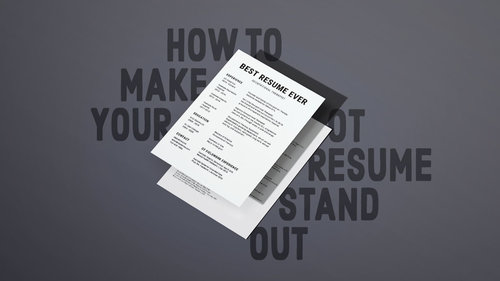 How To Make Your OT Resume Stand Out Potential