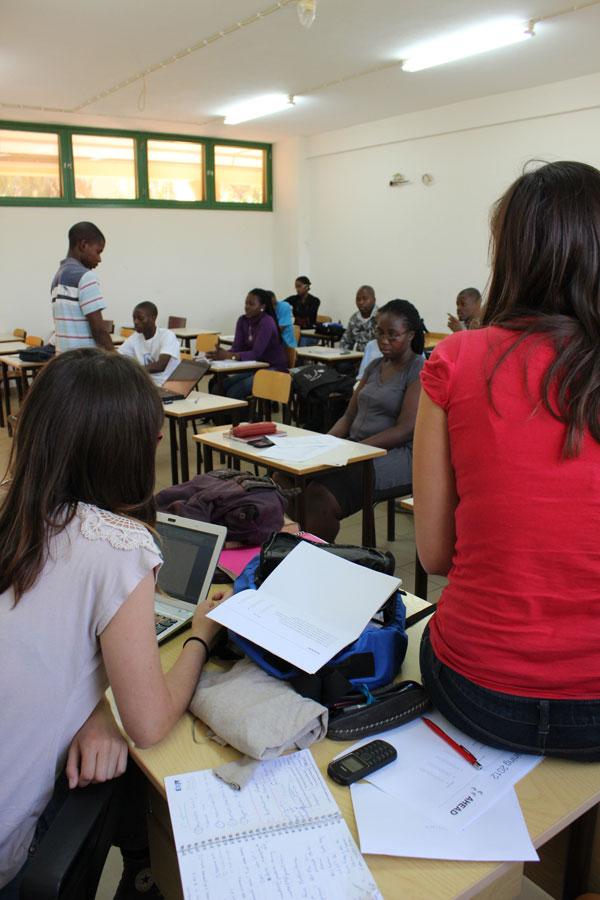 Módulo de Desenvolvimento em Moçambique.