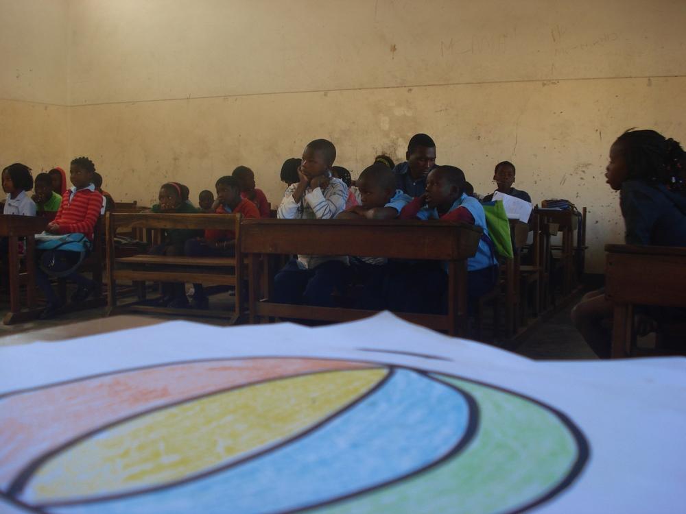 Formação sobre Estratégias de ensino na Katembe.