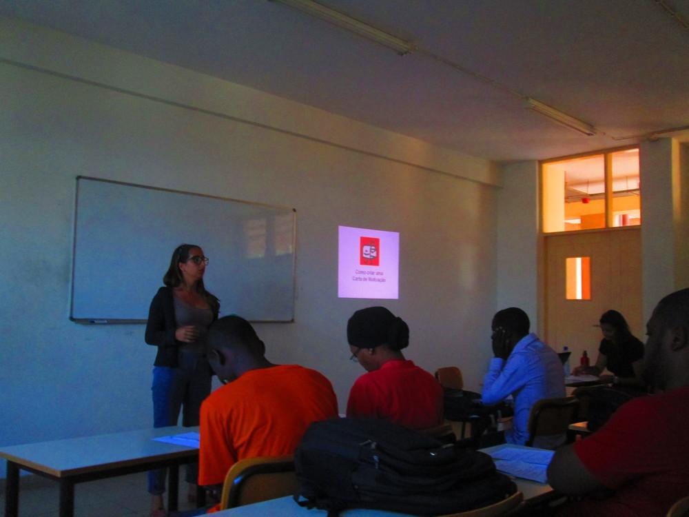 Workshop de Liderança na UEM