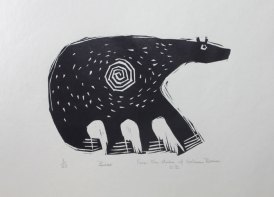 William Brown bear print