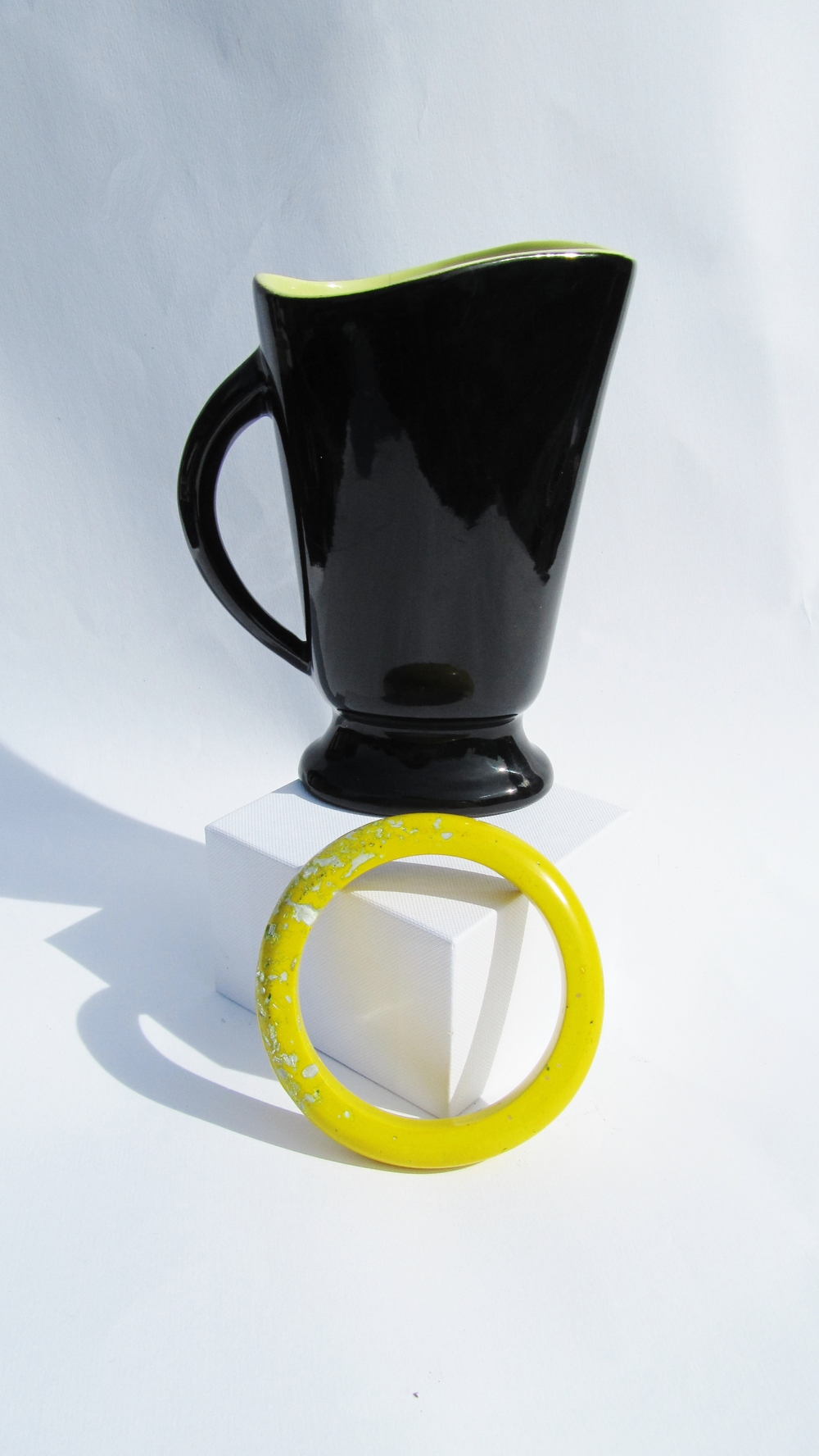 jade mellor yellow bangle jug.JPG
