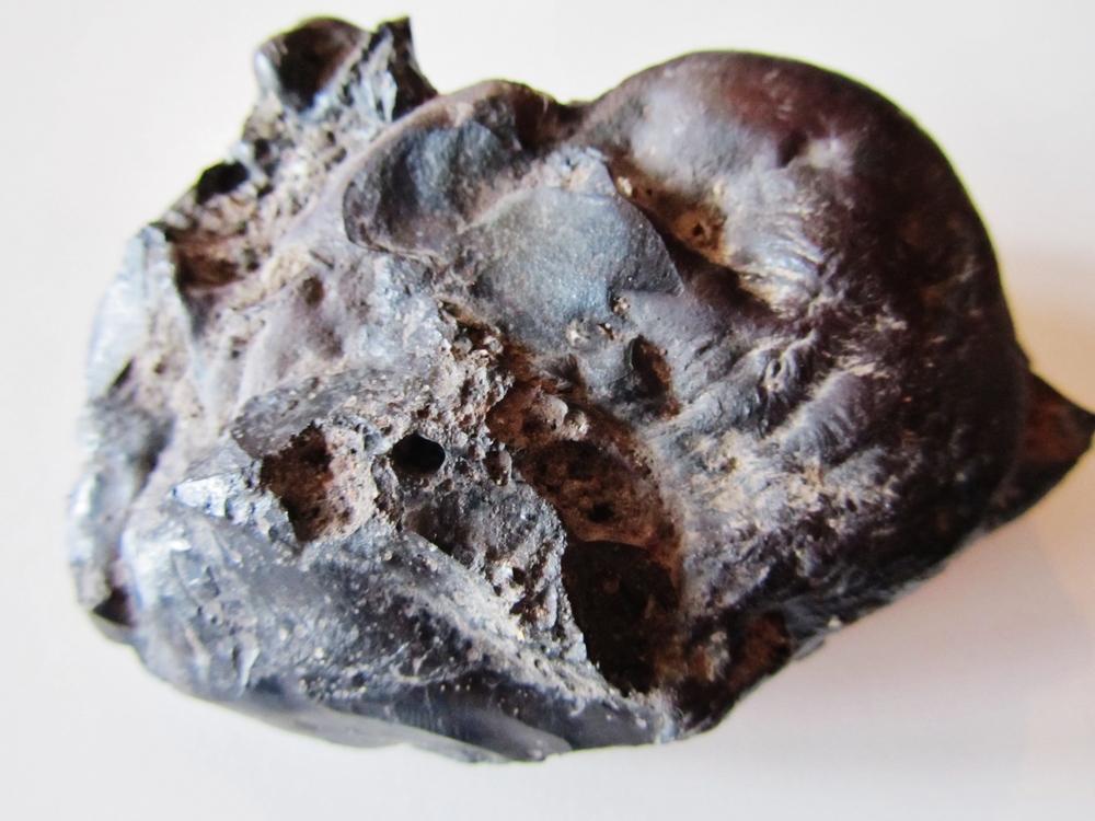 slag metal imitating meteorite.JPG