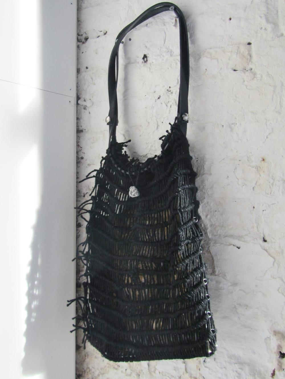 jade mellor charlotte booty crochet black bag collaboraton.JPG