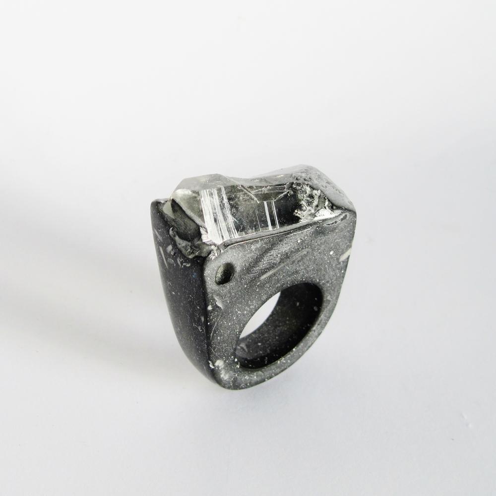 jade mellor quartz mineral ring jewellery hewn.JPG