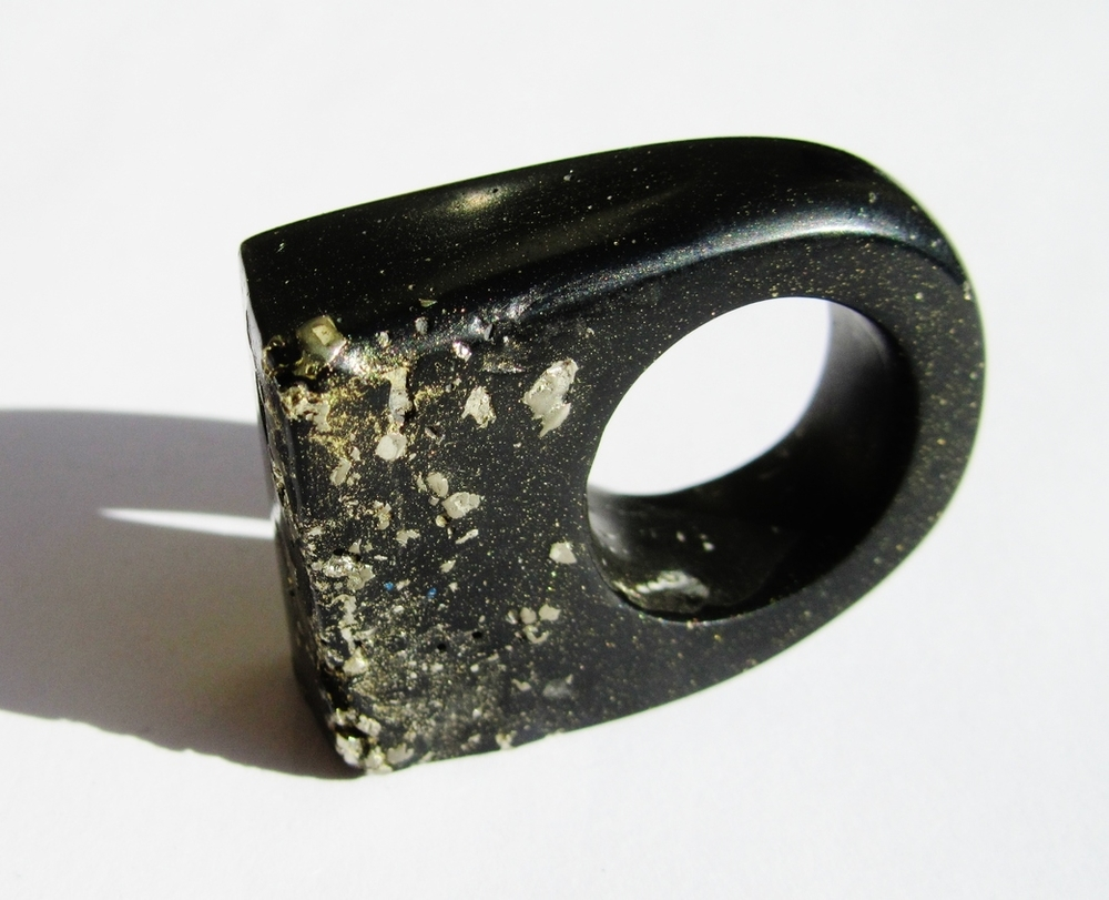 craft culture pyrite hewn ring.JPG