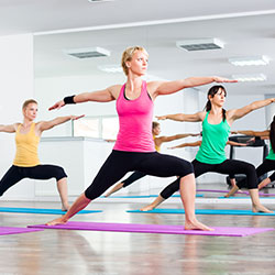 SOLD - Yoga Class