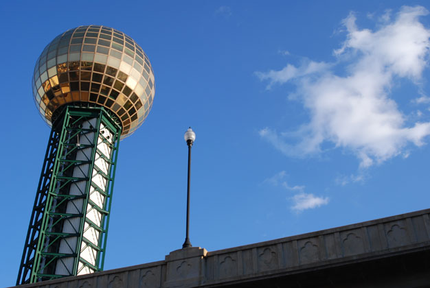 Knoxville Sunsphere - Knoxville, TN Renovated in 2007