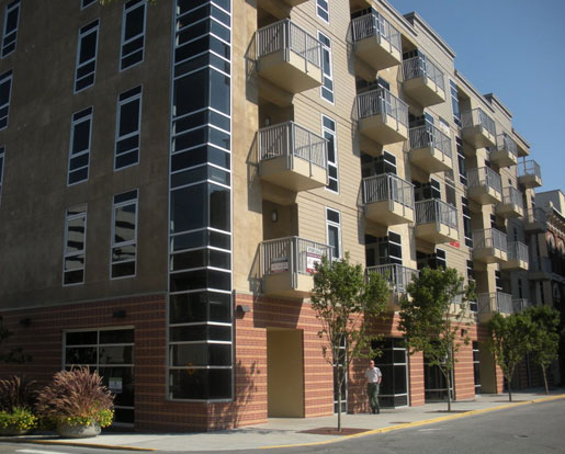 The Residences at Market Square - Knoxville, TN Completed in 2007