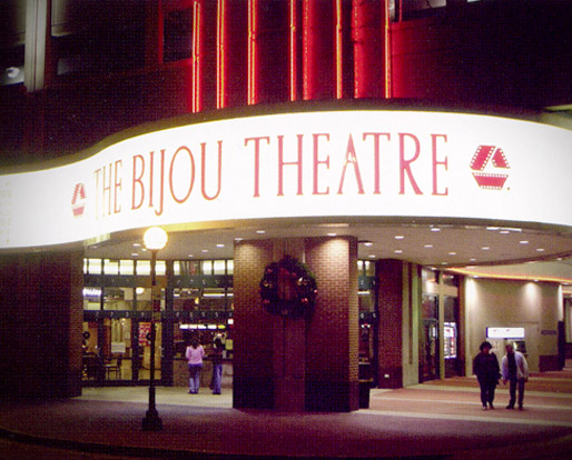 The Bijou Theatre - Chattanooga, TN