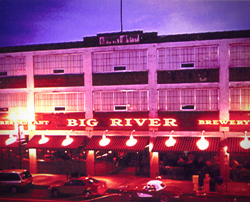 Big River/ Gordon Biersch - Located in 10 States and the District of Columbia Involved from 1994-2001