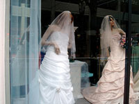 bride mannequins