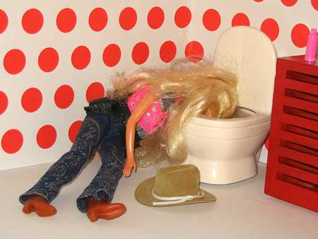 barbie's love dilemma