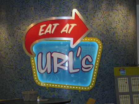 eat at url's