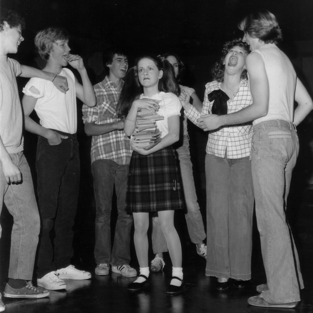 As the tormented Terri in ETHS YAMO 1978, I turned the tables and made my enemies disco dance.