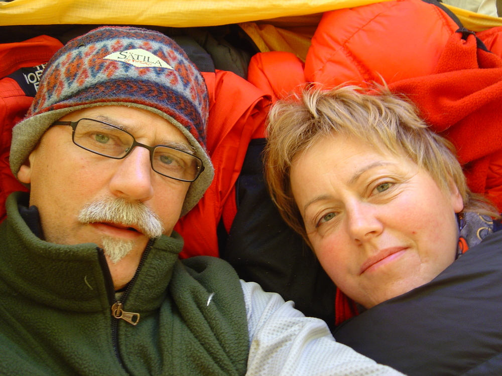 camping on snæfellsjökull