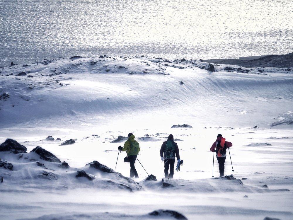 Snæfellsnes hiking tours